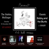 Movment Gig Poster The Stables 02 Dec 2017